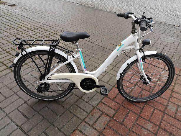 Rower dla dziecka Kettler 24 Kętrzyn Biskupiec Mrągowo
