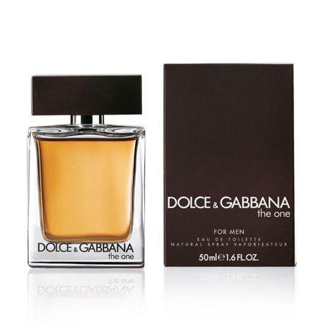 Dolce & Gabbana The One For Men 50 Ml Edt Produkt