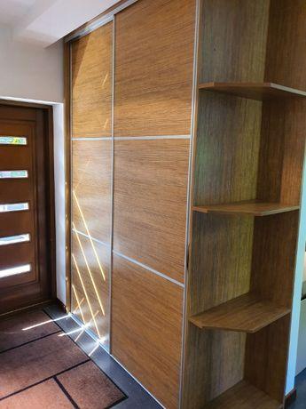 bardzo ładna szafa przedpokój/ sypialnia 200 (170+30) x 60 x 260 wys.
