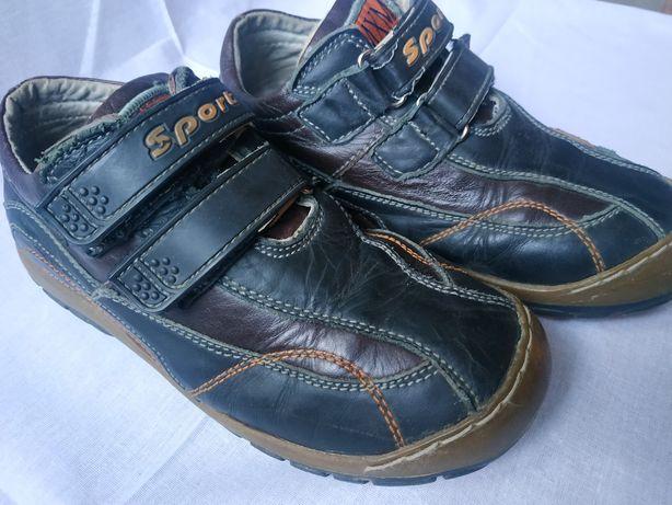 Туфли-кроссовки для мальчика