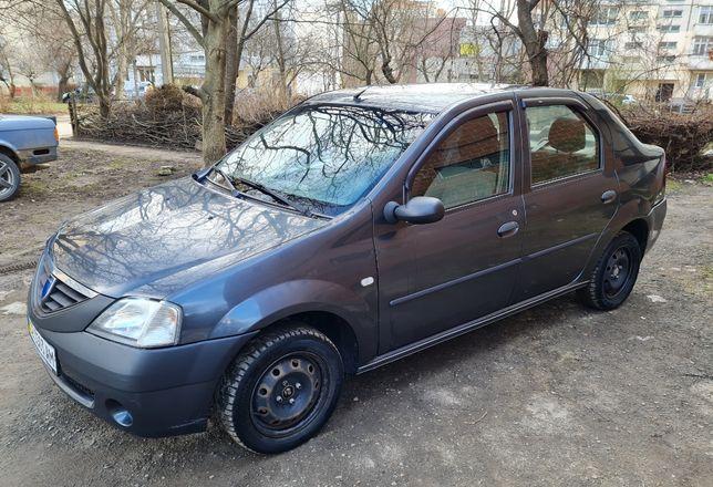 Dacia Logan 2008р. без газа 115т.к.