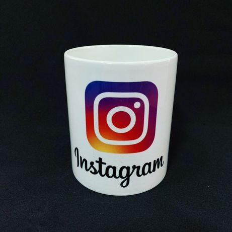 Чашка, кружка Instagram