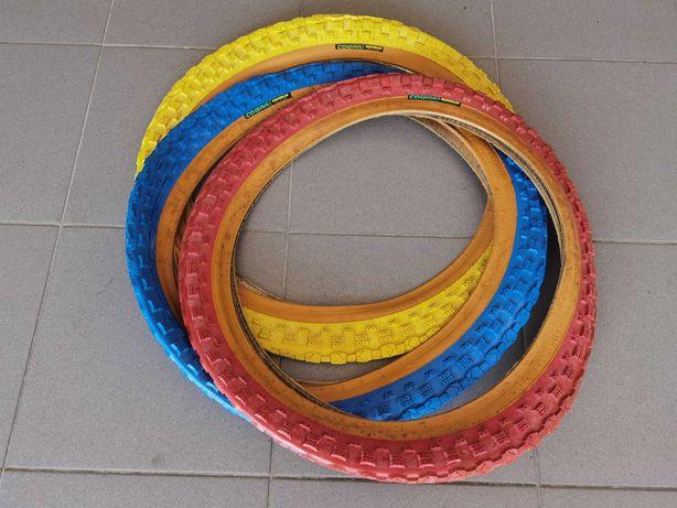 Pneus Michelin Cobra