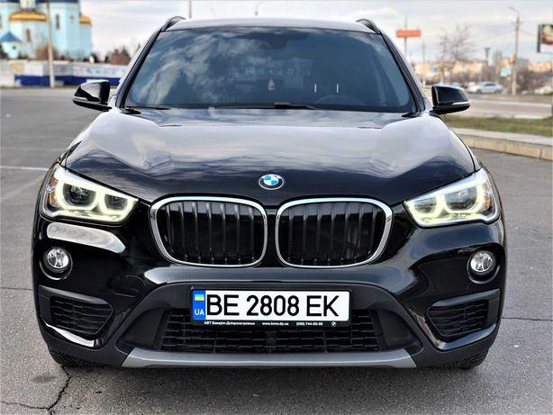 Продам BMW X1 X drive Официал