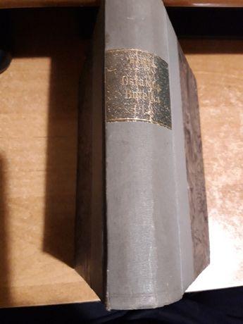 OSTATNIA BUTELKA,T. 1-3 - HAJOTA - W - wa 1902 pierwodruk, 1 vol.,opr