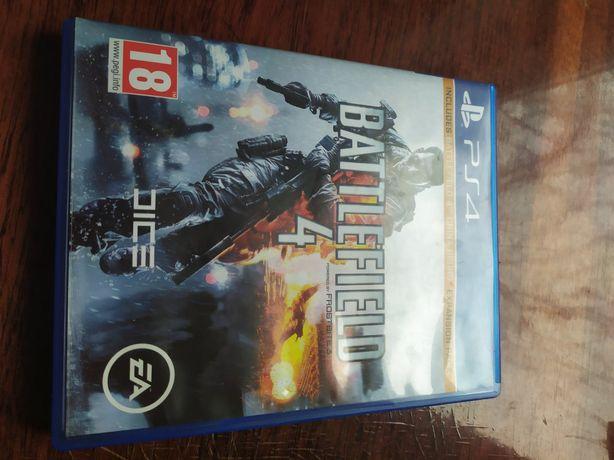 Игра для PS4 бу .