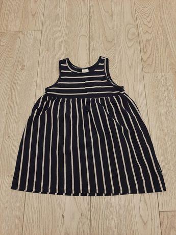 Letnia sukienka H&M rozm. 98