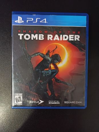 Диск Shadow of the Tomb Raider (русский язык)