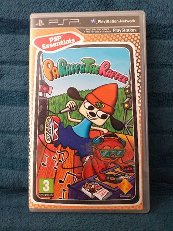 PaRappa the Rapper gra na PSP