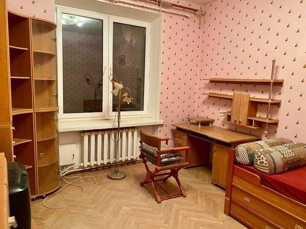 Продам трёхкомнатную сталинку на Итальянском бульваре