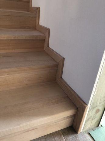 Лестницы, Ступени подступени