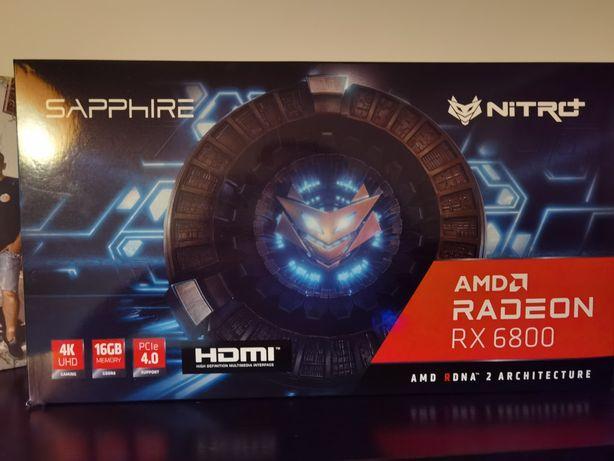 AMD Sapphire RX6800 Nitro+