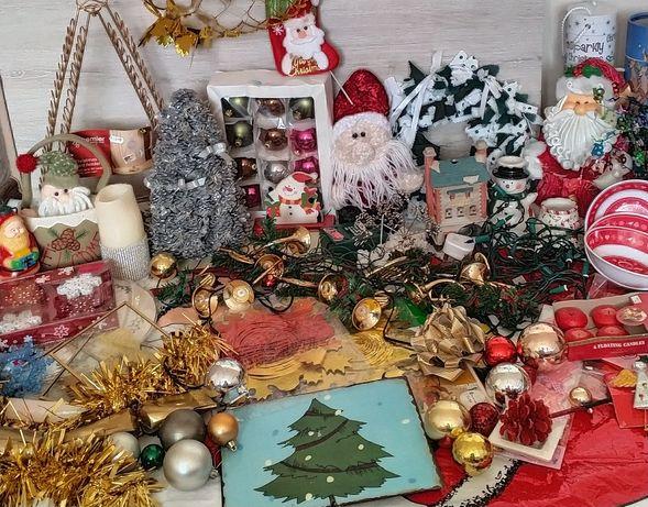 Новогодний декор Англия Рождество опт