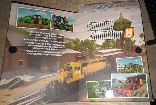 Farming Simulator 19 na PC