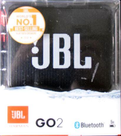 Głośnik Bluetooth JBL GO2 (Czarny) OKAZJA NOWY
