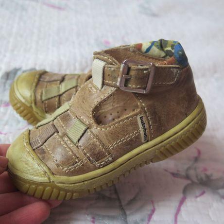 Босоножки, туфлі 21р.Baby botte натур. шкіра, без дефектів