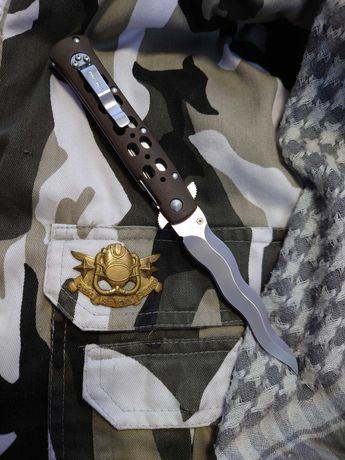 "Нож Cold Steel Ti-Lite 4"" Kriss Blade (пламенеющий)"