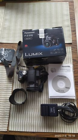 Panasonic Lumix DMC FZ28