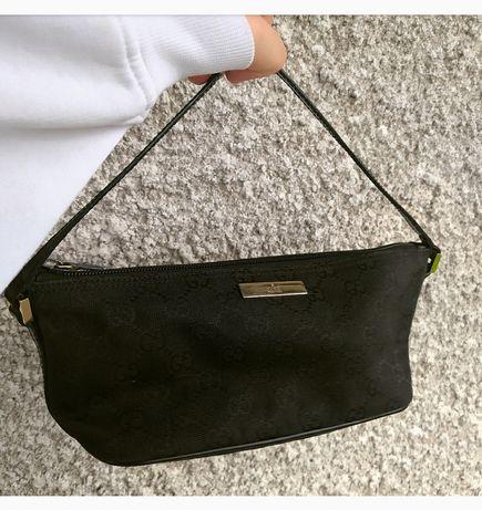 Oryginalna Gucci pochette vintage torebka bag torba