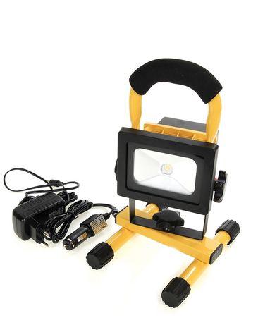 Прожектор акумуляторний Powerfix