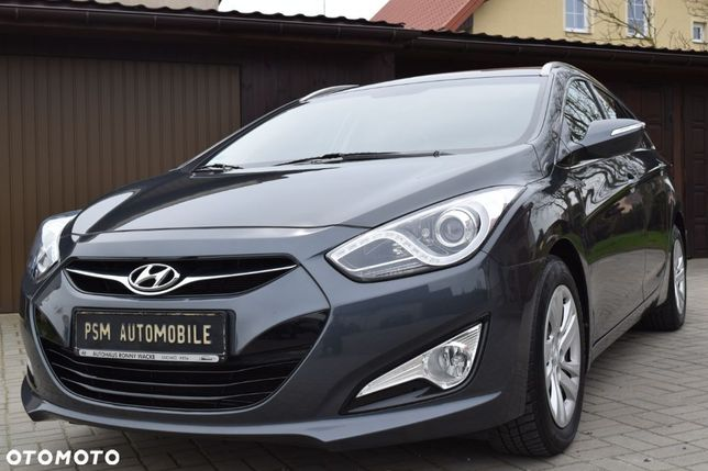 Hyundai i40 Jak Nowy Hyundai I40, Super stan, ASO Tylko Hyundai