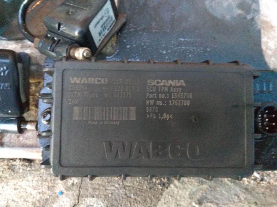 Scania sterownik TPM Wabco euro 6 Pajęczno - image 1