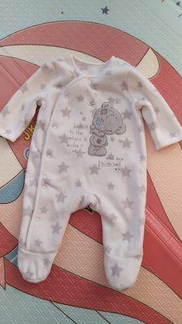 Флисовый человек на новорожденного мальчика