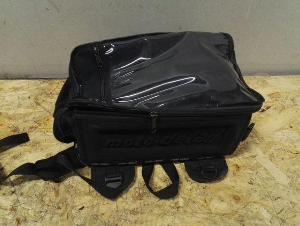 Torba na bak plecak tankpad Louis nowy