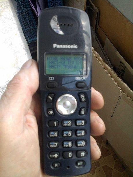 Трубка радиотелефона Panasonic KX-TCA120UA