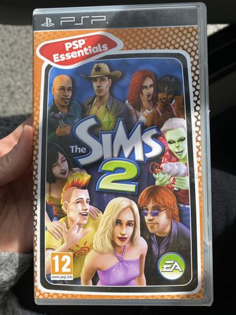 Jogo The Sims 2 PSP