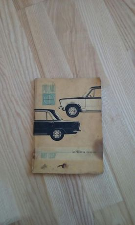 "Fiat 125P instrukcja obsługi ""Polski Fiat 125P"""