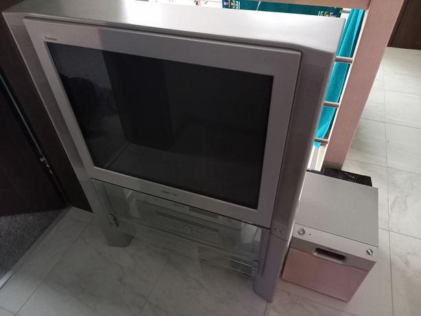 telewizor SONY +kino domowe