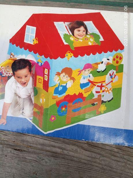 Дитячий будиночок для забав
