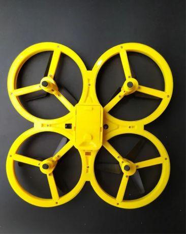 Квадрокоптер управление жестами золотой