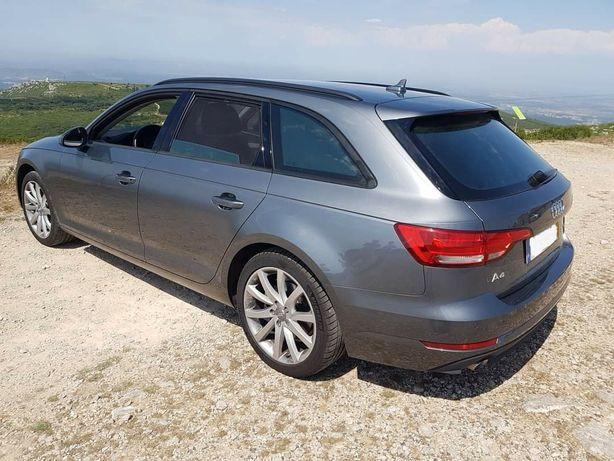 Corrinas solares - Audi A4 B9 avant