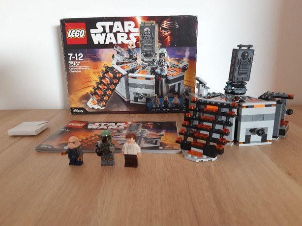 LEGO Star Wars 75137 - Komora do zamrażania