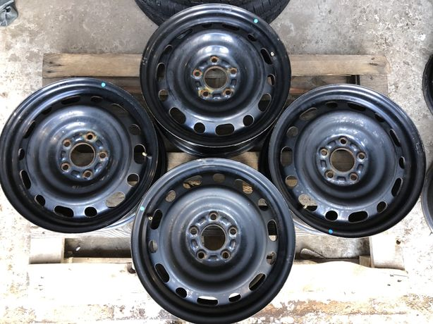 5х114.3 R16 Mazda 3 6 диски стальные оригинал
