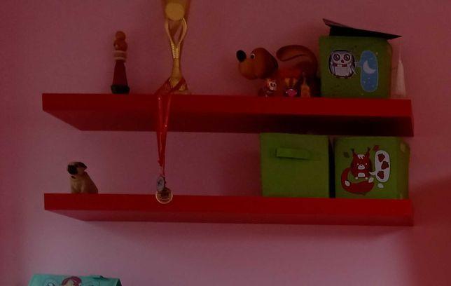 Pòłka półki IKEA Mammut 2 szt.