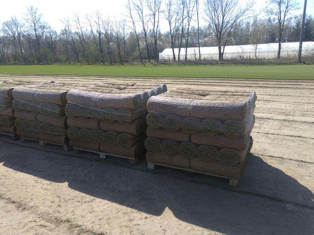 Trawa z rolki, gotowy trawnik, trawniki rolowane , TRANSPORT HDS