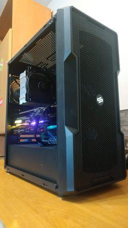 Komputer Ryzen 7 3700X, RTX 2080 SUPER, SSD M.2 1TB