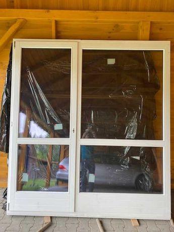 Okno tarasowe wys. 2290 x 2070 okno 1450x 1250