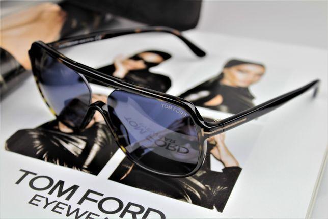 Oryginalne okulary przeciwsłoneczne TOM FORD TF 442 52V 59