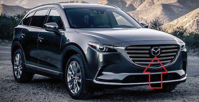 Mazda Мазда CX-9 2016 2017 2018 2019 2020 Под радар дистроник эмблема