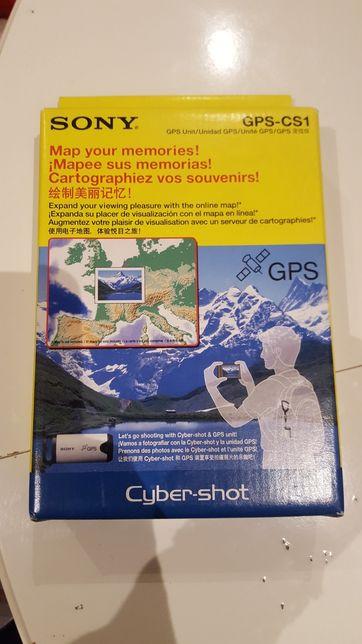 Vendo Sony GPS para Cibershot