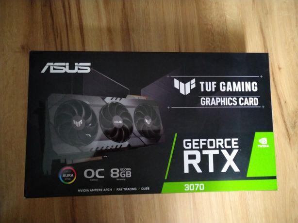 RTX 3070 Asus TUF Gaming OC 8GB GDDR6