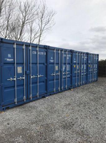 Self Storage PRZECHOWALNIA Magazyn KONTENER Morski Garaż Komórka Schow
