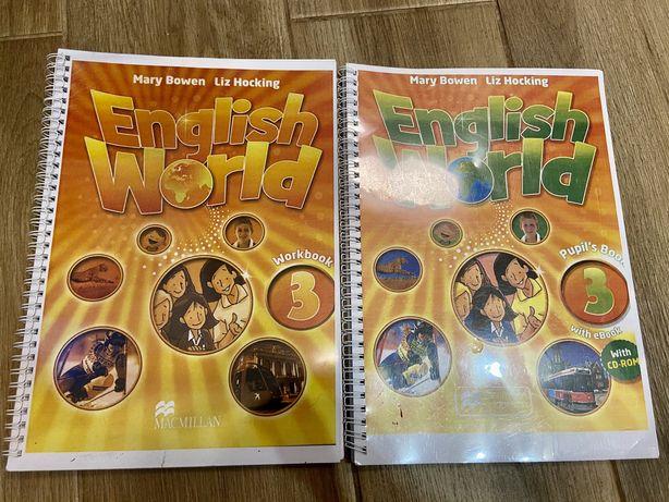English world 3 НОВЫЕ workbook pupil's book