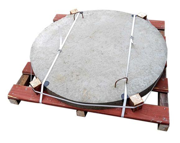 Pokrywa na studnię (wieko) 100cm wysyłka paletowa