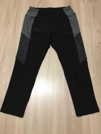 Spodnie 3/4 legginsy do ćwiczeń sportowe RBX Active USA