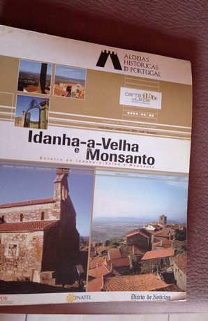 Idanha a velha e Monsanto